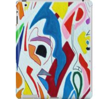 Shades of enlightenment iPad Case/Skin