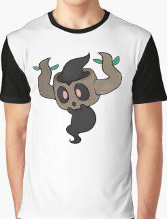 Pokemon X and Y: Phantump Graphic T-Shirt