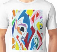 Shades of enlightenment Unisex T-Shirt