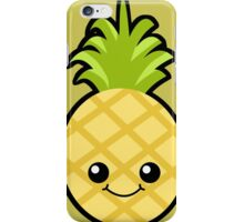 Who Lives in a Pineapple Under the Sea? iPhone Case/Skin