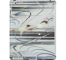 Diving Cranes  iPad Case/Skin