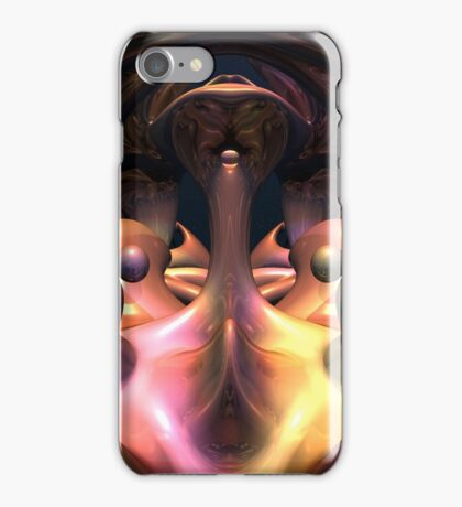 Organica Metallica iPhone Case/Skin
