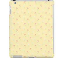 Pale Flowers iPad Case/Skin