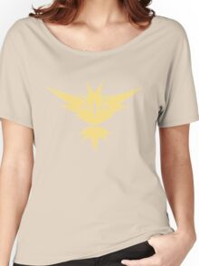 FunnyBONE Zapdos Women's Relaxed Fit T-Shirt