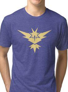 FunnyBONE Zapdos Tri-blend T-Shirt