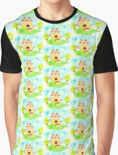 Toy Castles in the Air Graphic T-Shirt