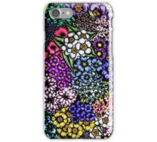 Midnight Blossoms iPhone Case/Skin