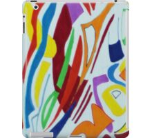 Shades of enlightenment 3 iPad Case/Skin