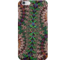 Swirling Vines iPhone Case/Skin