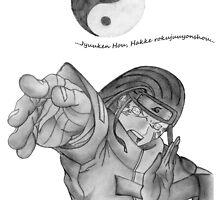 Neji Kun Yin Yang by Pandora's  Scribbles