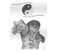 Neji Kun Yin Yang Poster