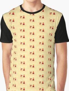 Puppy Love Graphic T-Shirt