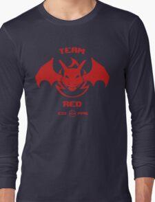 Team Red Long Sleeve T-Shirt