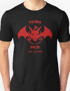 Team Red Unisex T-Shirt