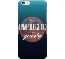 Unapologetic Moon iPhone Case/Skin