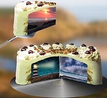 curiosity cake by thebigG2005