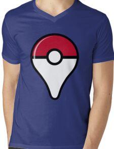 FunnyBONE: Go Pointer Mens V-Neck T-Shirt