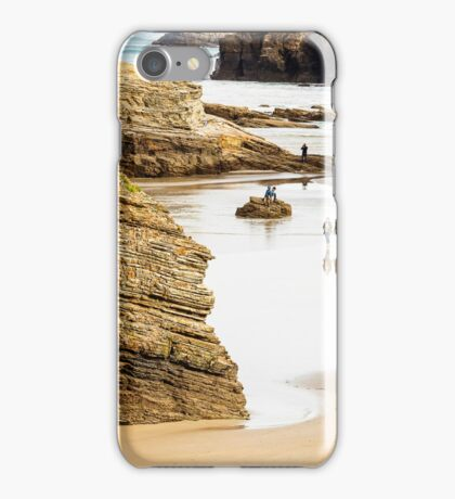 The Cathedrals - Lugo, Spain iPhone Case/Skin