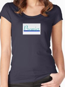 Premier Women's Fitted Scoop T-Shirt