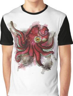 Sea Monster's True Colours Graphic T-Shirt