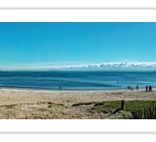 Siversands Beach Sticker