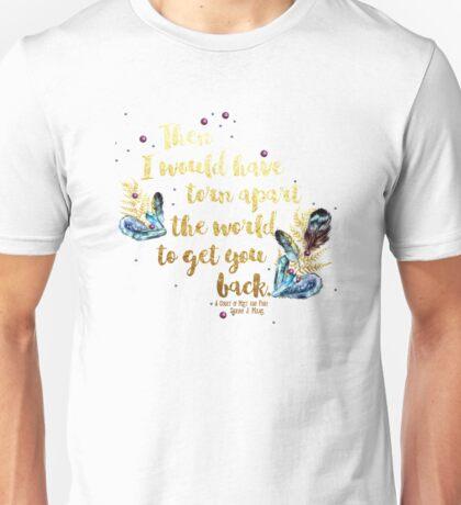 ACOMAF - Torn Apart The World Unisex T-Shirt