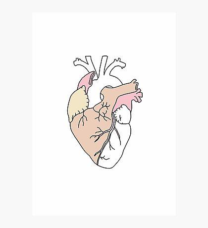 Heartz Photographic Print