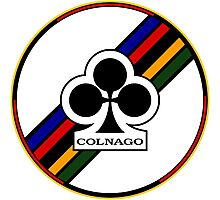 Colnago Bicycles Italy Photographic Print