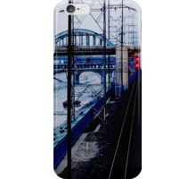 Under the Bridge Downtown Los Angeles iPhone Case/Skin