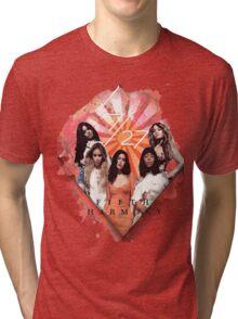 Fifth Harmony 7/27 Orange Tri-blend T-Shirt