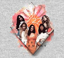 Fifth Harmony 7/27 Orange Pullover