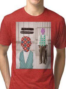 Kong Lee Tri-blend T-Shirt