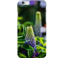 Flower Towers iPhone Case/Skin