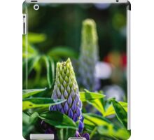 Flower Towers iPad Case/Skin