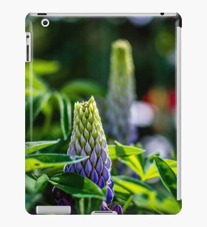Flower Towers iPad Case/Skin