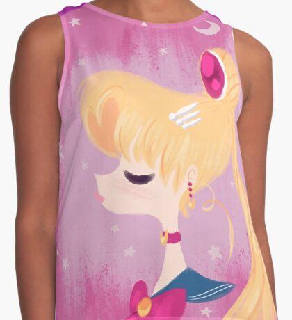 Sailor Moon Contrast Tank