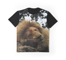 The lion sleeps Graphic T-Shirt