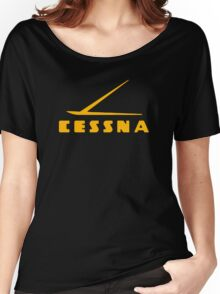 Cessna Vintage Aircraft Women's Relaxed Fit T-Shirt