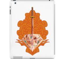 Rough art iPad Case/Skin