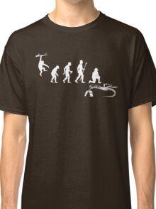 Funny Palaeontology Evolve Classic T-Shirt