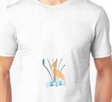 water birds Unisex T-Shirt
