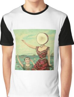 Aeroplane Over the Sea Graphic T-Shirt