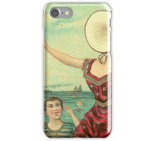 Aeroplane Over the Sea iPhone Case/Skin