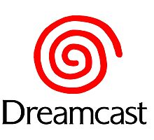 SEGA DREAMCAST Logo Photographic Print