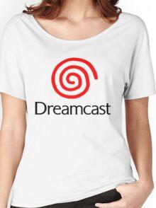 SEGA DREAMCAST Logo Women's Relaxed Fit T-Shirt