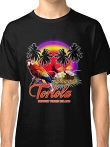 Tortola Fine Summer Beach Classic T-Shirt
