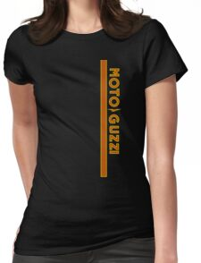 Moto Guzzi Motorcycles Womens Fitted T-Shirt