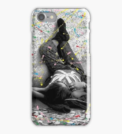 Brazil Street Colour iPhone Case/Skin