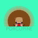 Porcupine by Patrick Sluiter