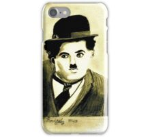 Charlie Chaplin the Great iPhone Case/Skin